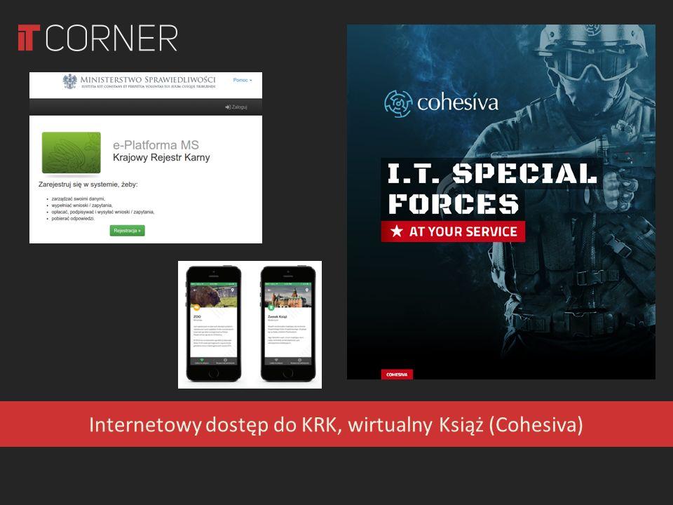 Internetowy dostęp do KRK, wirtualny Książ (Cohesiva)