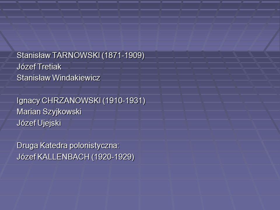 Czasy Stanisława PIGONIA (od r.