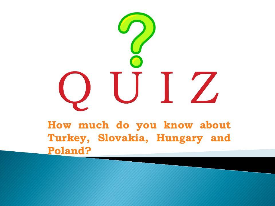 31)Where is the centre of Europe? W którym kraju znajduje się centrum Europy?