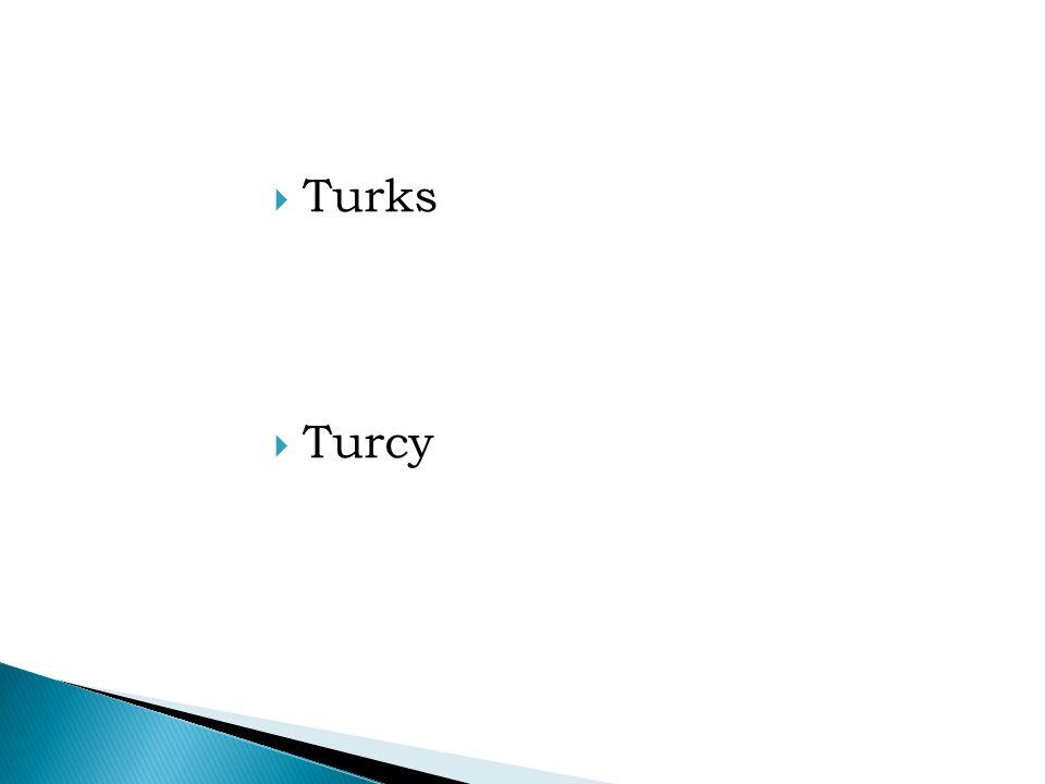  Turks  Turcy