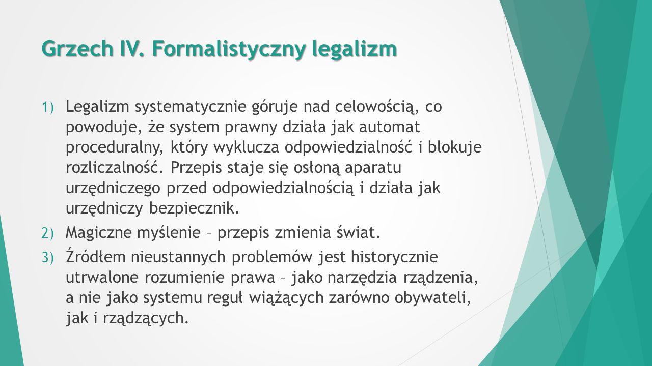 Grzech IV.