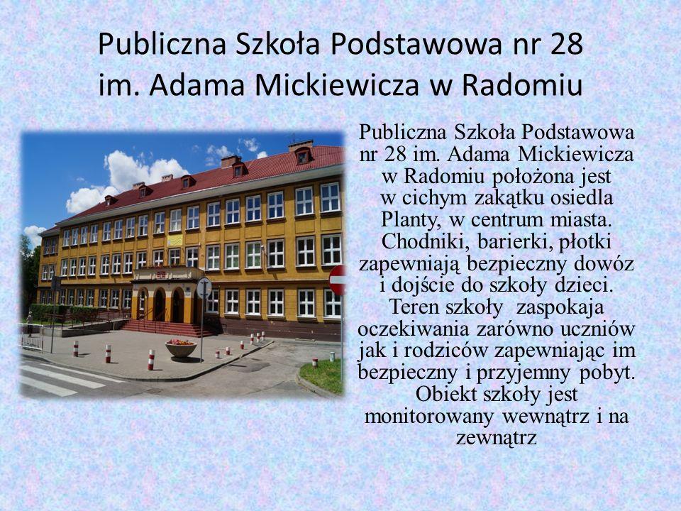 Publiczna Szkoła Podstawowa nr 28 im.