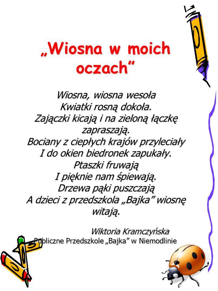 Dziecięce wierszykowanie Almanach II konkursu poezji dziecięcej.