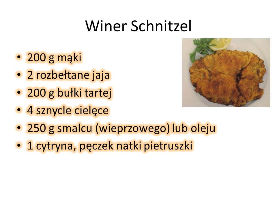 Winer Schnitzel