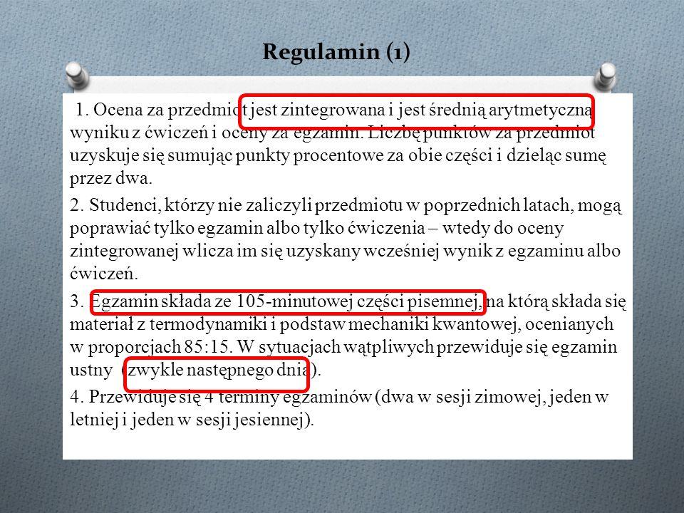 Regulamin (1) 1.