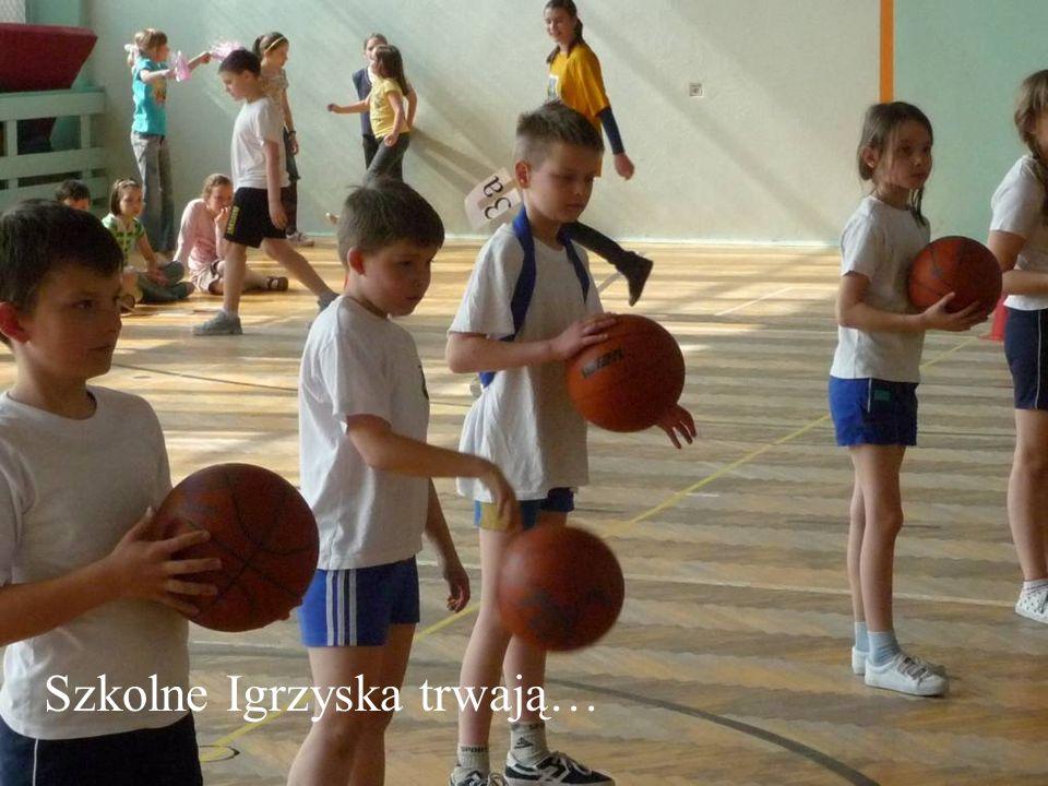 Szkolne Igrzyska Olimpijskie dla najmłodszych kl.(0 – III)