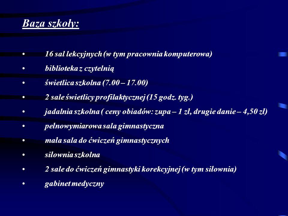 """SZKOŁA PRZYJAZNA DZIECKU """"SZÓSTKA NA SZÓSTKĘ"""