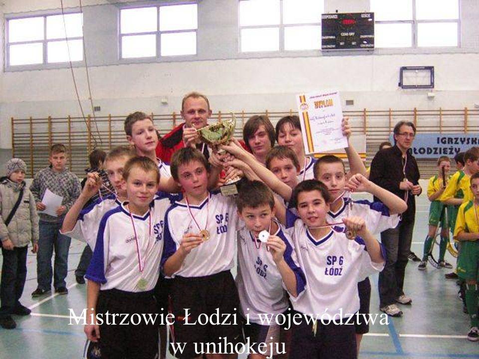 Brązowi medaliści Mistrzostw Łodzi