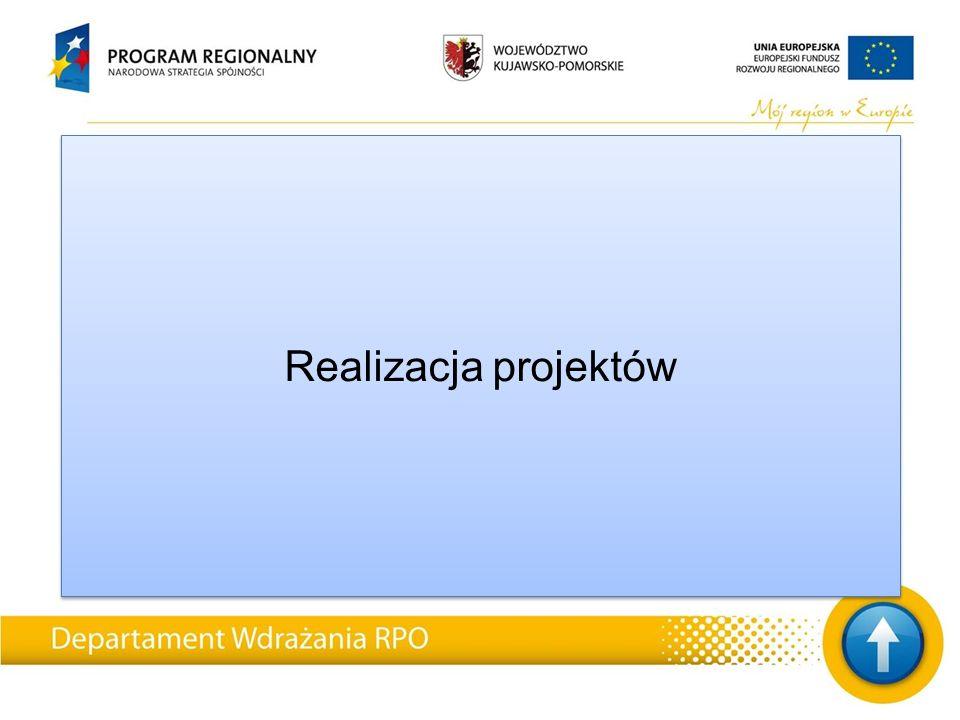 Realizacja projektów