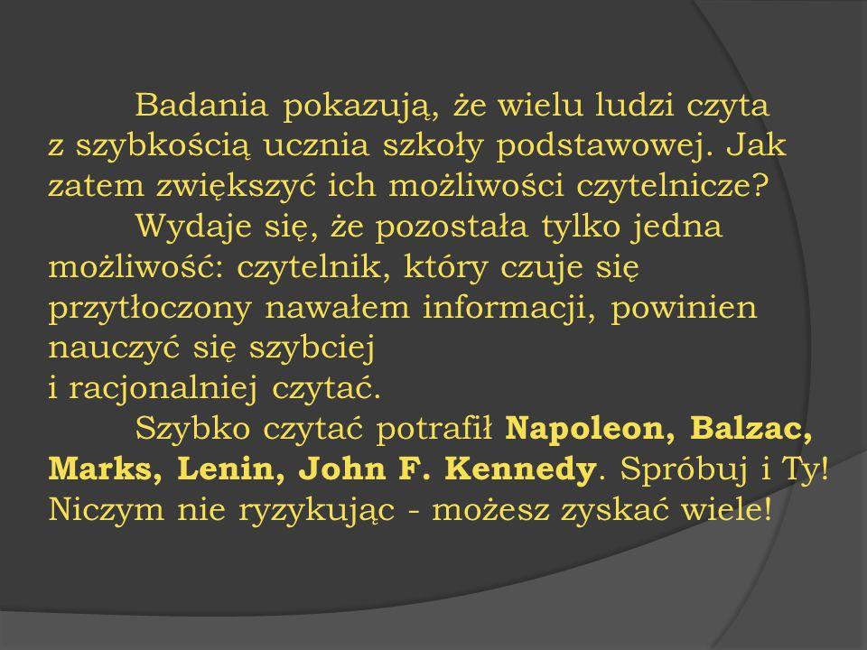 Prezentację przygotowała Dorota Świechowska
