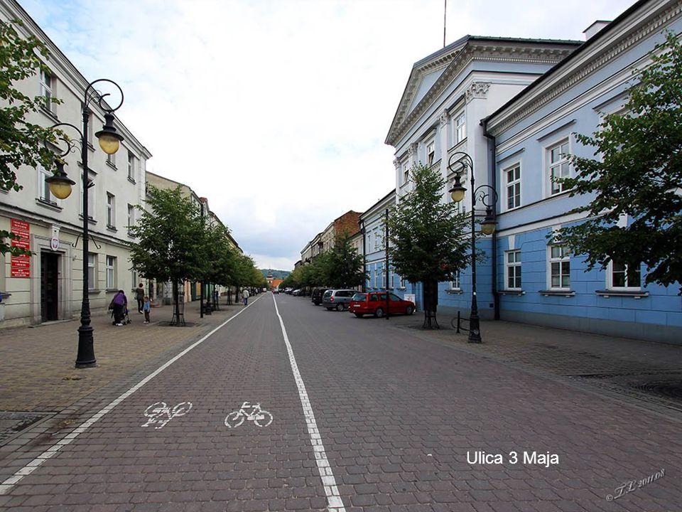 100 letni budynek przy ul.