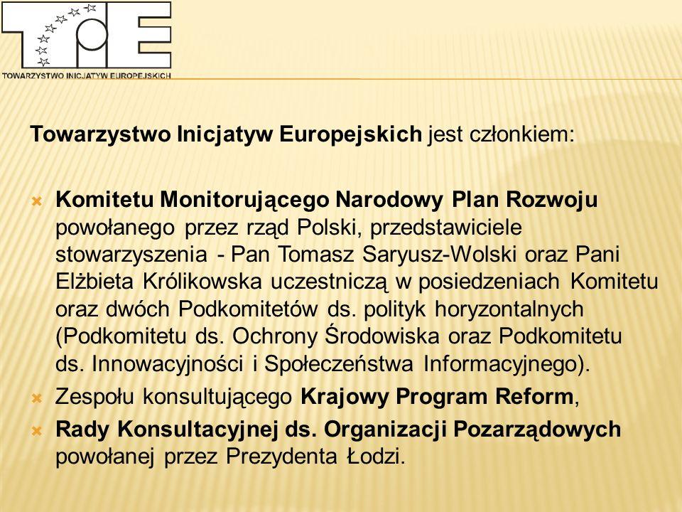 Chcemy przyczynić się do efektywnej absorpcji funduszy unijnych w województwie łódzkim oraz dobrego wykorzystania innych dostępnych dla polskich instytucji źródeł finansowania.