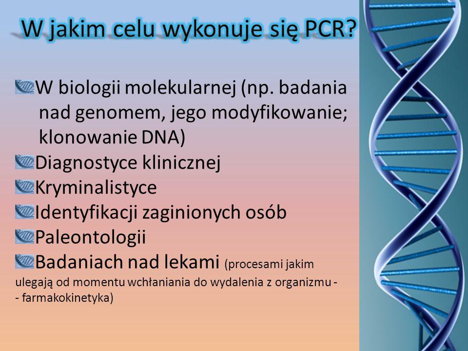 Polimeraza – enzym mający zdolność do syntezy nici komplementarnej z pojedynczej nici kwasu nukleinowego Starter – fragment RNA, od którego rozpoczyna się dobudowywanie nukleotydów.