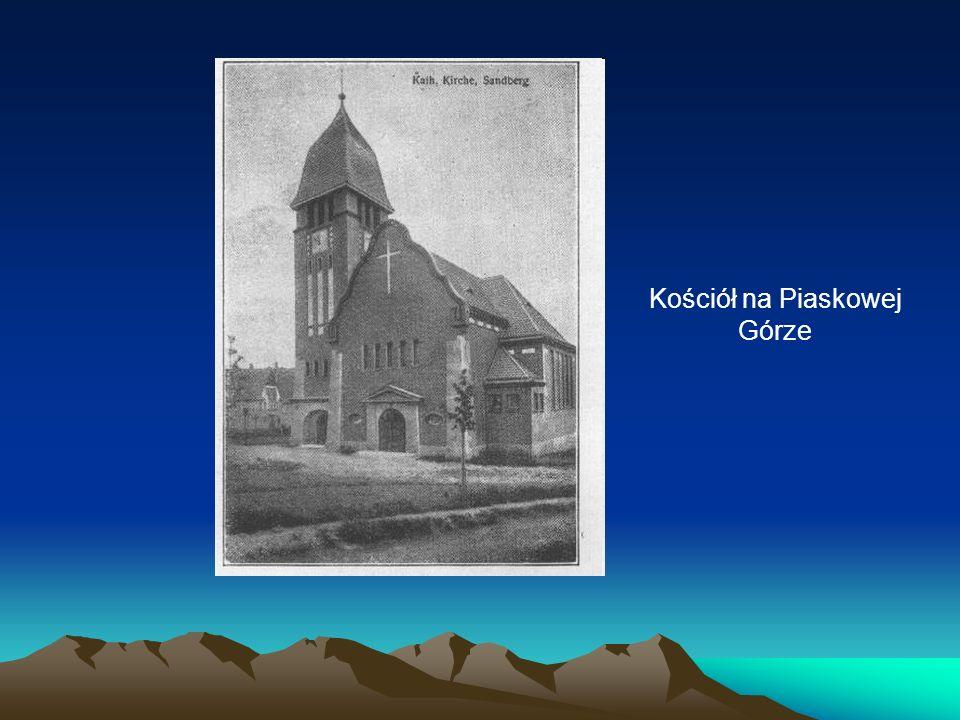 Kościół na Piaskowej Górze