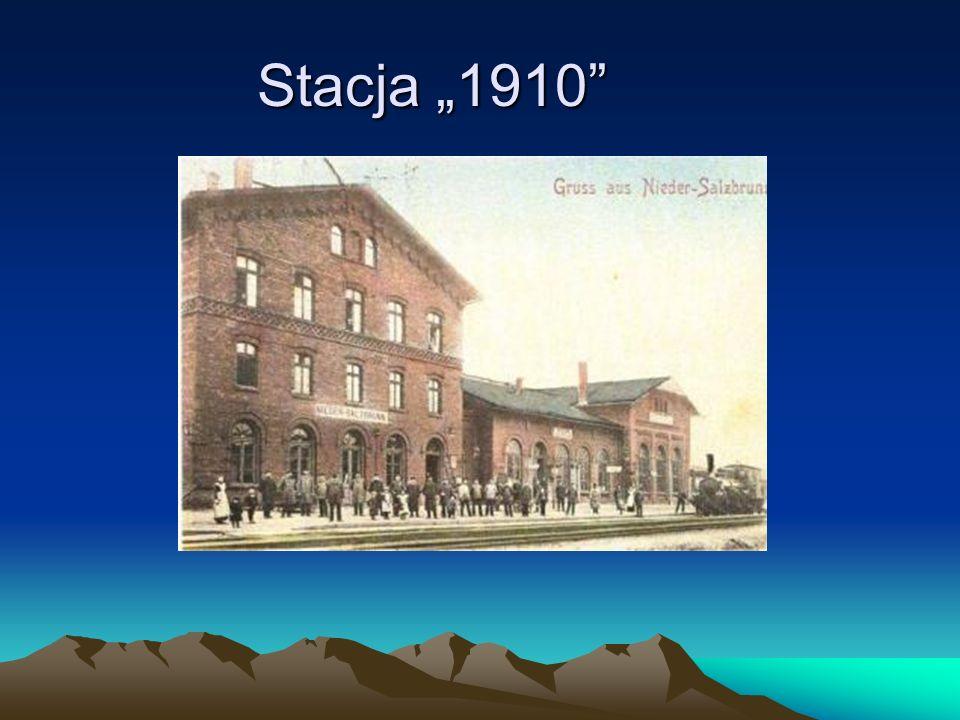 """Stacja """"1910"""