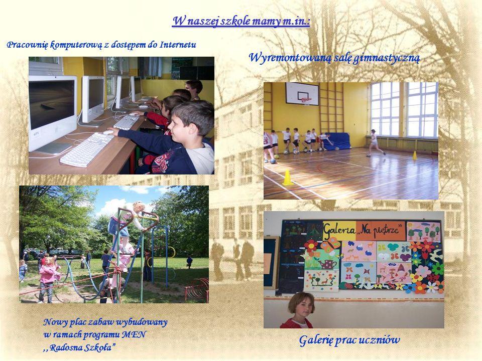 Organizujemy Ogólnołódzki Konkurs Poetycki Bierzemy udział w wielu konkursach, akcjach, zawodach i wydarzeniach…