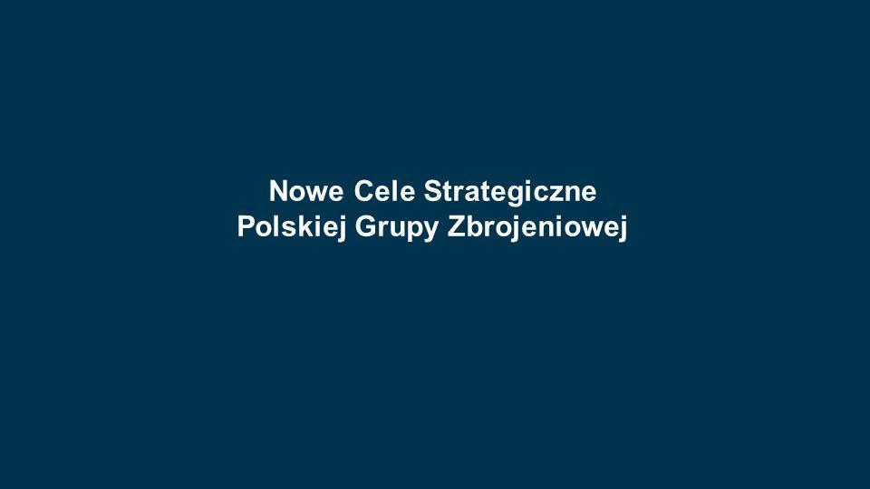 Nowe Cele Strategiczne Polskiej Grupy Zbrojeniowej