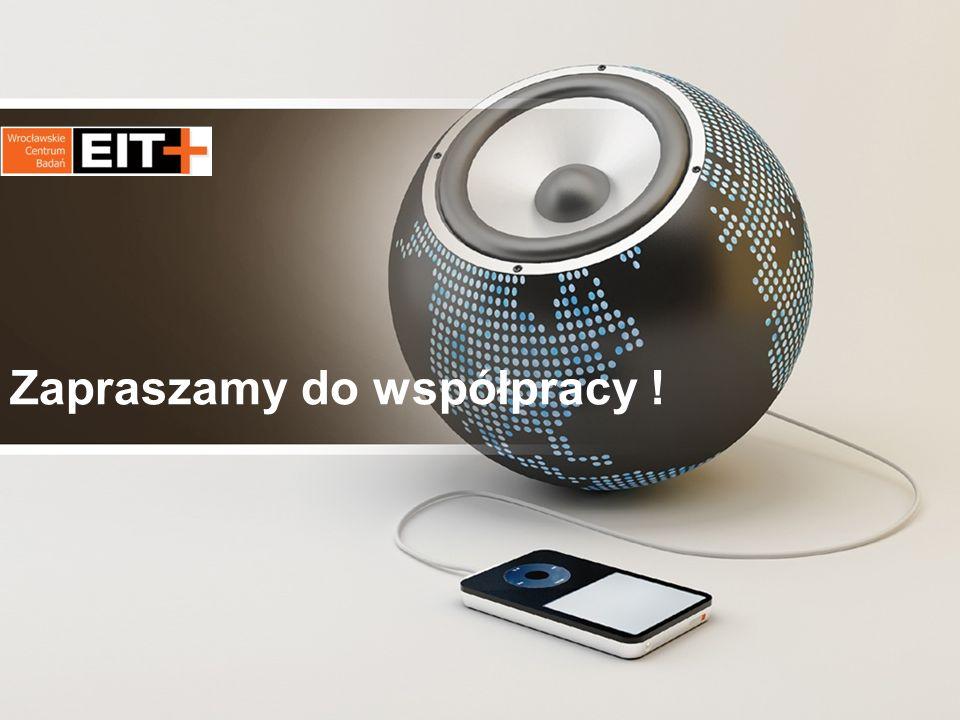 Zapraszamy do współpracy !