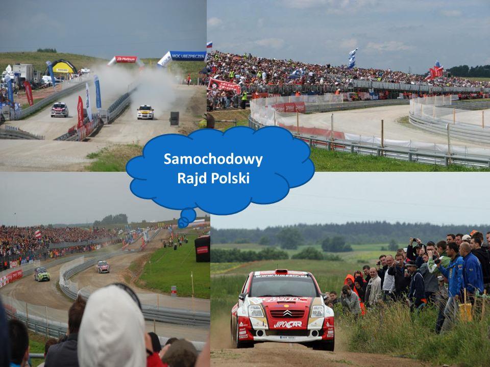 Samochodowy Rajd Polski