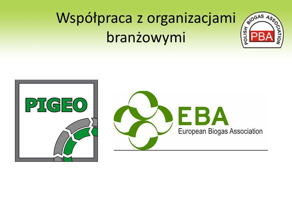 Współpraca z organizacjami branżowymi