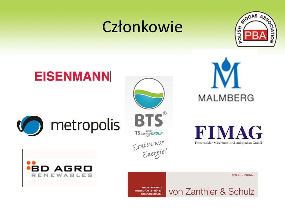 Biogazownie w Polsce Typ biogazowniszt.moc MW biogazownie rolnicze3241,751 biogazownie ściekowe6838,253 biogazownie wysypiskowe8449,959 biogazownie przemysłowe76,82 Źródło: Urząd Regulacji Energetyki