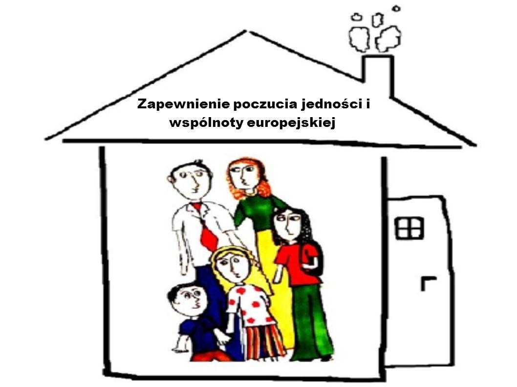 Zapewnienie poczucia jedności i wspólnoty europejskiej