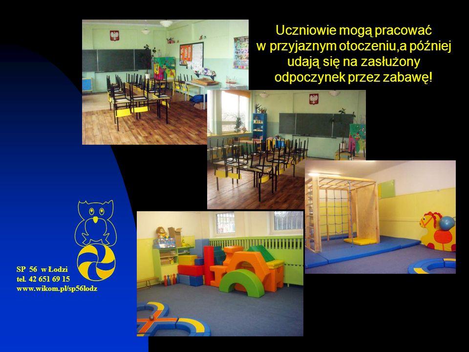 ZAPRASZAMY.Szkoła Podstawowa nr 56 w Łodzi im. Bronisława Czecha ul.