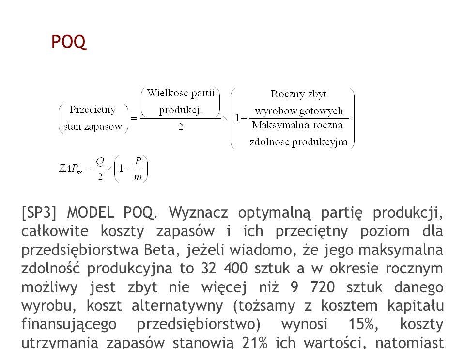 POQ [SP3] MODEL POQ.