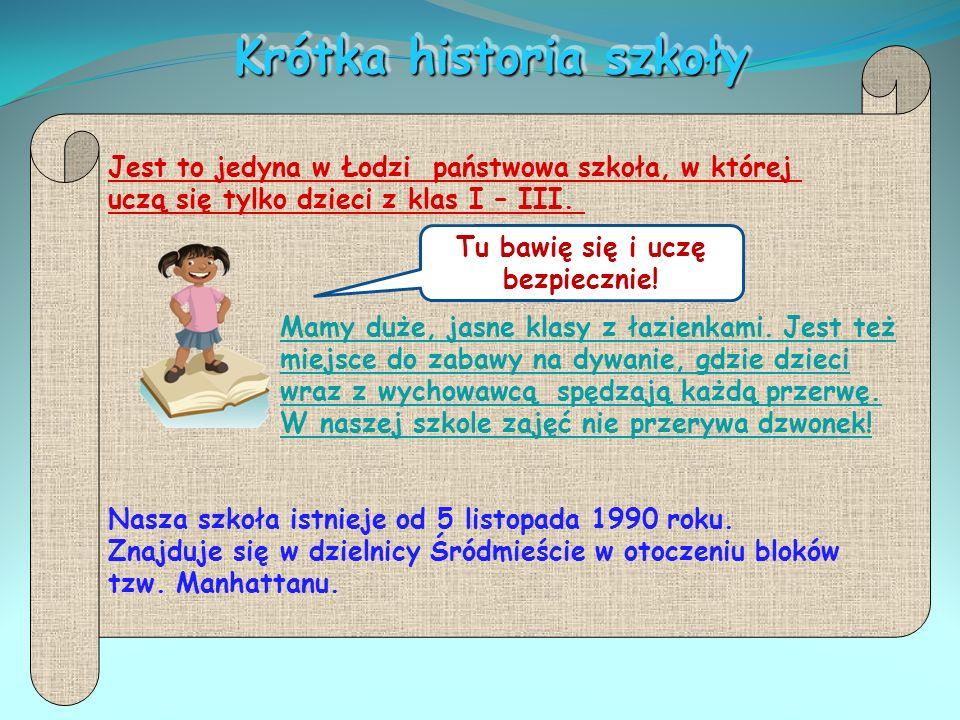 Nasz adres: Szkoła Podstawowa nr 2 im. ks. Jana Twardowskiego ul. Sienkiewicza 137/139 90-302 Łódź www.sp2.szkoly.lodz.pl Kontakt z nami: tel/fax: 42