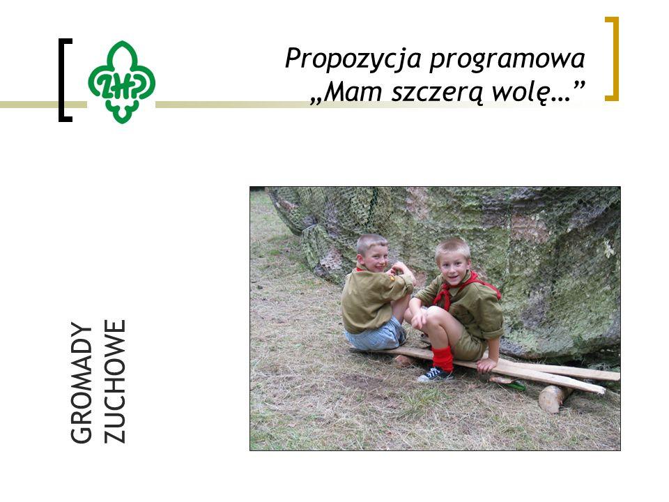 """Propozycja programowa """"Mam szczerą wolę… maj 2006 r."""
