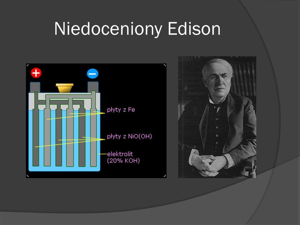 Niedoceniony Edison