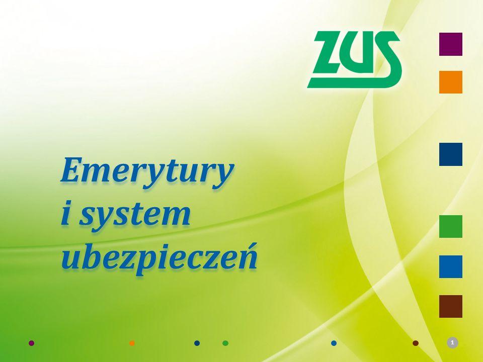 11 Emerytury i system ubezpieczeń