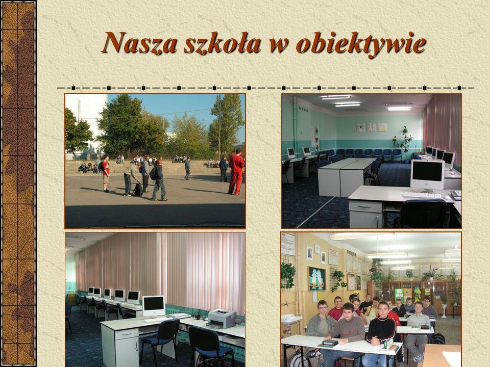 Nasza szkoła w obiektywie