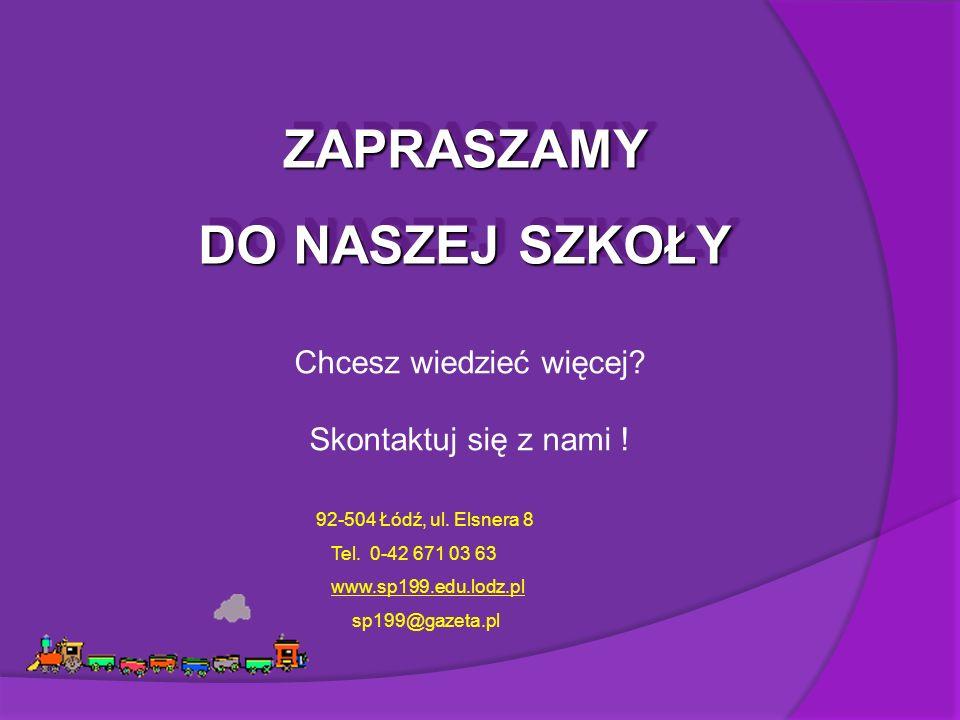 Chcesz wiedzieć więcej.Skontaktuj się z nami . 92-504 Łódź, ul.