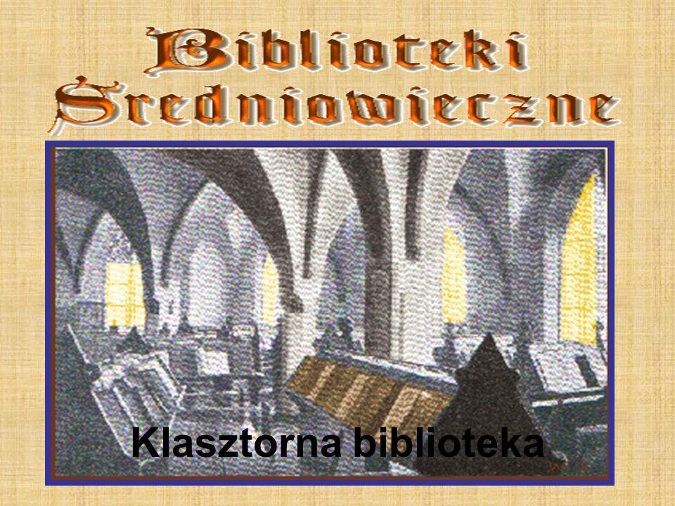 Klasztorna biblioteka