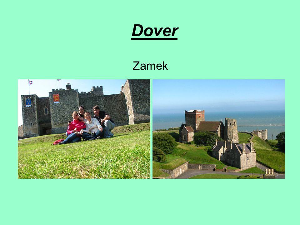 Dover Zamek