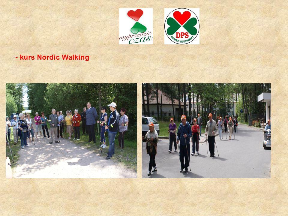 - kurs Nordic Walking