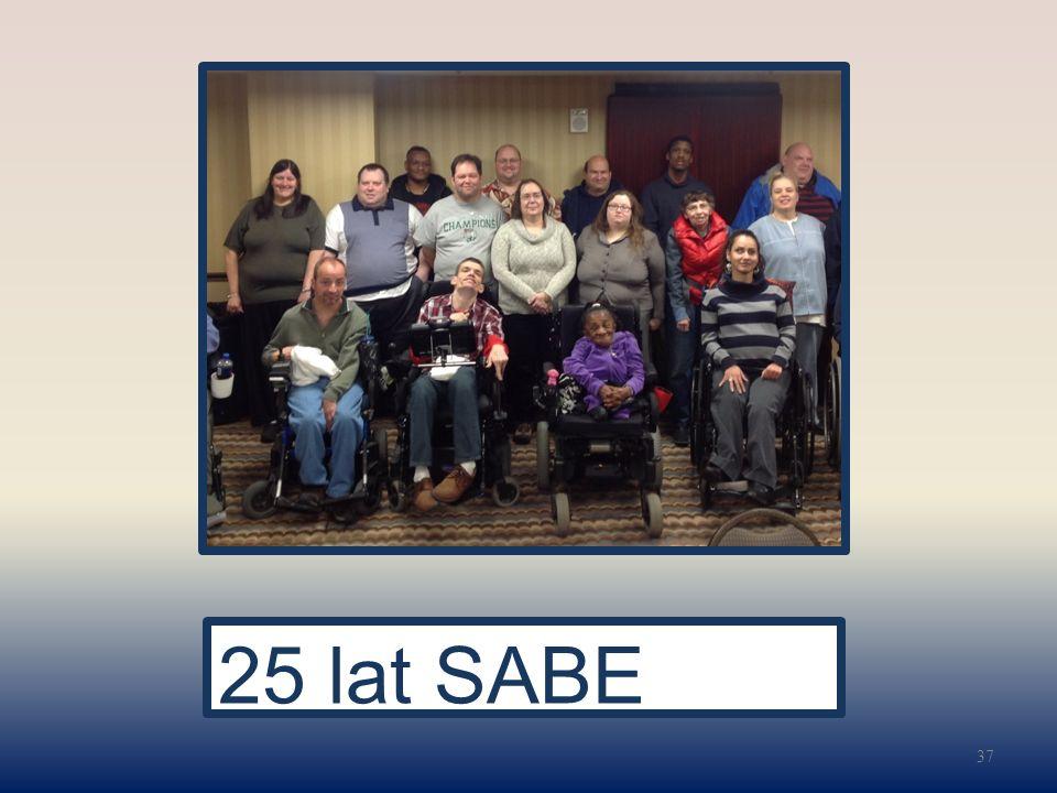 25 lat SABE 37