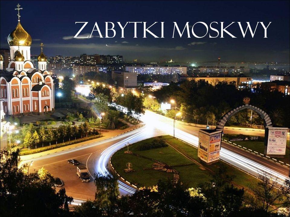 """Anna Siergiejewna Kurnikowa (tenisistka) i Fiodor Michajłowicz Dostojewski (pisarz) urodzili się w Moskwie, Moskwa bywa nazywana """"miastem mostów ."""