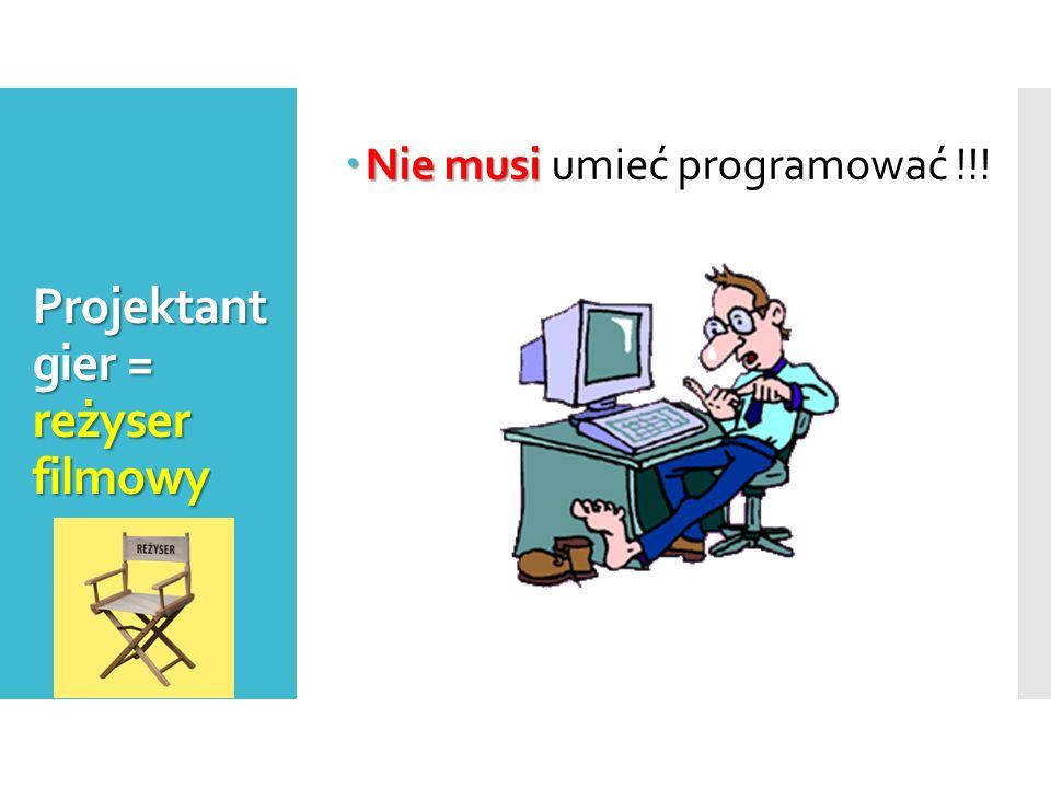 Nowa in i cjatywa w Warszawie PIERWSZE LICEUM KREACJI GIER WIDEO Szkoła ma na celu pokazać uczniom, że gry komputerowe można również tworzyć, a nie tylko w nie grać. Szkoła ma na celu pokazać uczniom, że gry komputerowe można również tworzyć, a nie tylko w nie grać. umiejętności praktyczneumiejętności praktyczne Liceum będzie działać na prawach szkoły publicznej.