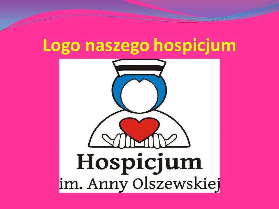 Logo naszego hospicjum