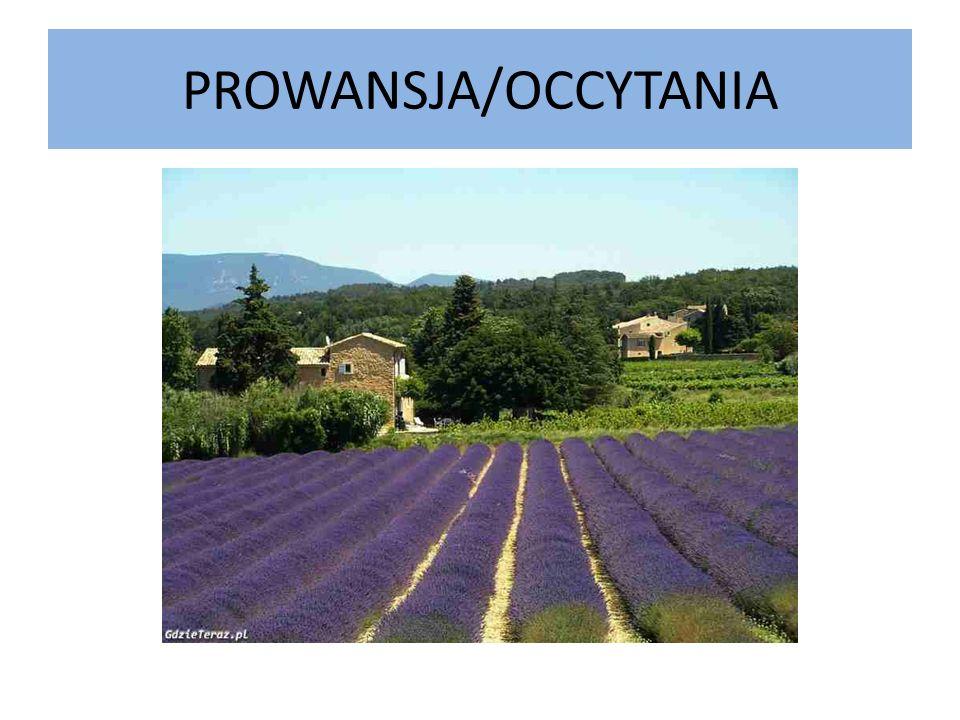 PROWANSJA/OCCYTANIA