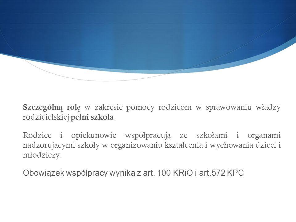 Kodeks post ę powania cywilnego Art.572 [Zawiadamianie s ą du opieku ń czego] § 1.