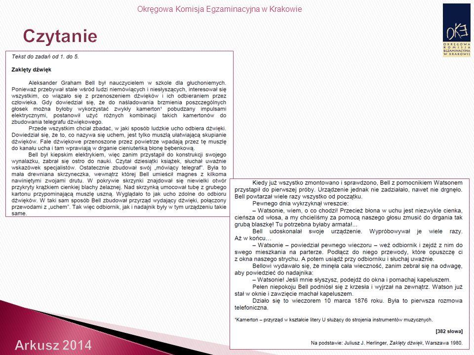 Okręgowa Komisja Egzaminacyjna w Krakowie 11
