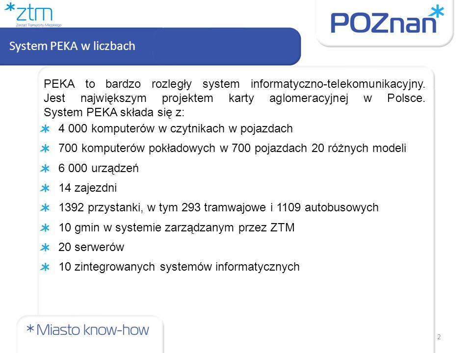 Planowane działania usprawniające po stronie ZTM 1.Trzy kolejne stanowiska do obsługi klientów w POK wyspecjalizowane w ładowaniu ulg, zbieraniu oświadczeń i przyjmowaniu wniosków oraz kontroli stanu technicznego kart PEKA 2.Pomoc Drużyny PEKA w kolejkach, która ma kierować klientów zainteresowanych zakupem biletów i doładowań tPortmonetki do Punktów Sprzedaży Biletów kontrahentów zewnętrznych lub przez Internet 3.Utrzymujemy wydłużenie czasu pracy POK do ostatniego klienta 4.W sobotę 12 lipca – wszystkie POK pracują od 8.00 do 20.00 5.Zakończenie przeprogramowania biletomatów mobilnych – po zakończeniu w biletomatach będzie można kupić bilety nie skasowane 6.W upalne dni rozdajemy wodę osobom stojącym w kolejkach do POK ZTM