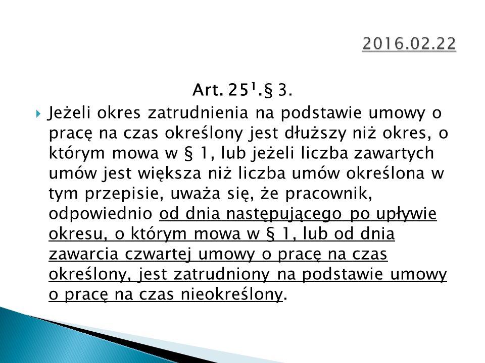 Art. 25 1.§ 3.
