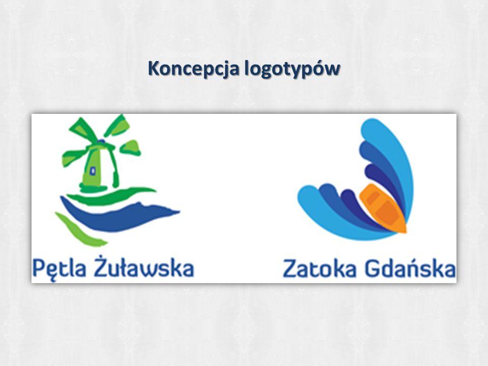 Koncepcja logotypów