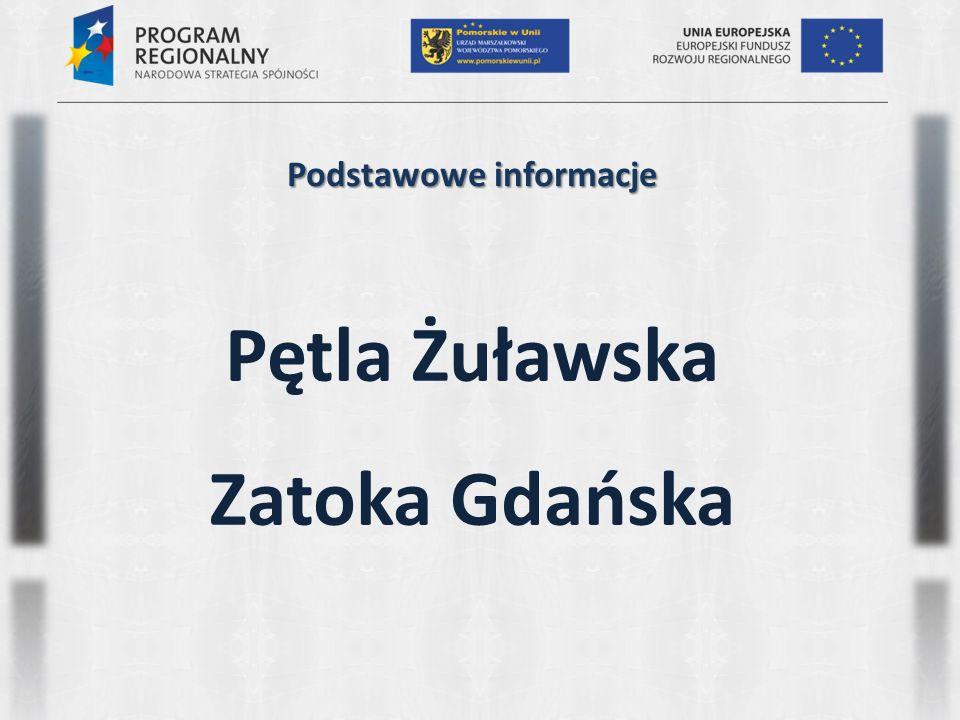 Podstawowe informacje Pętla Żuławska Zatoka Gdańska