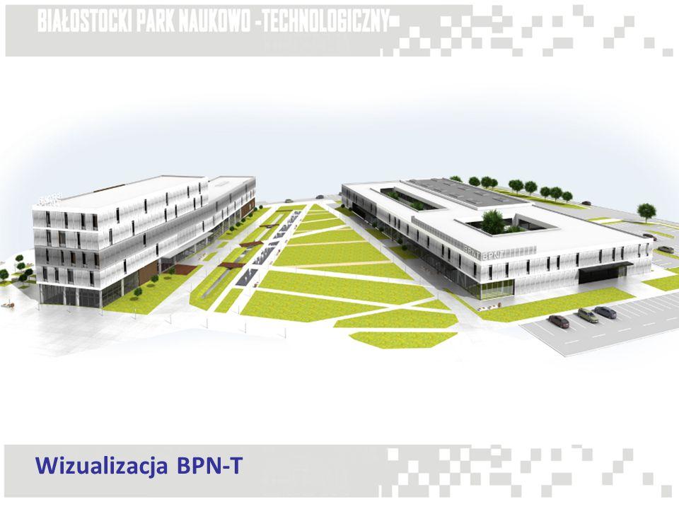  Kontynuacja rozpoczętych inwestycji drogowych  Uruchomienie strony internetowej BPN-T /październik 2010/ - www.bpnt.bialystok.pl  Ogłoszenie konkursu na logo Parku Inne działania