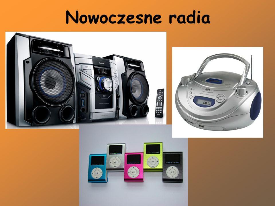 Nowoczesne radia